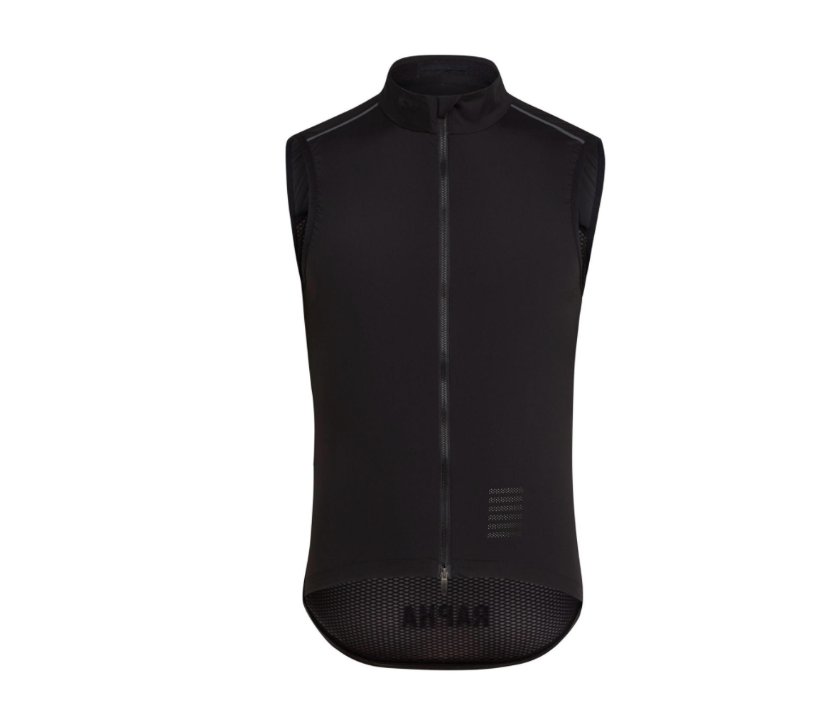 GILET RAPHA PRO TEAM LIGHTWEIGHT NOIR