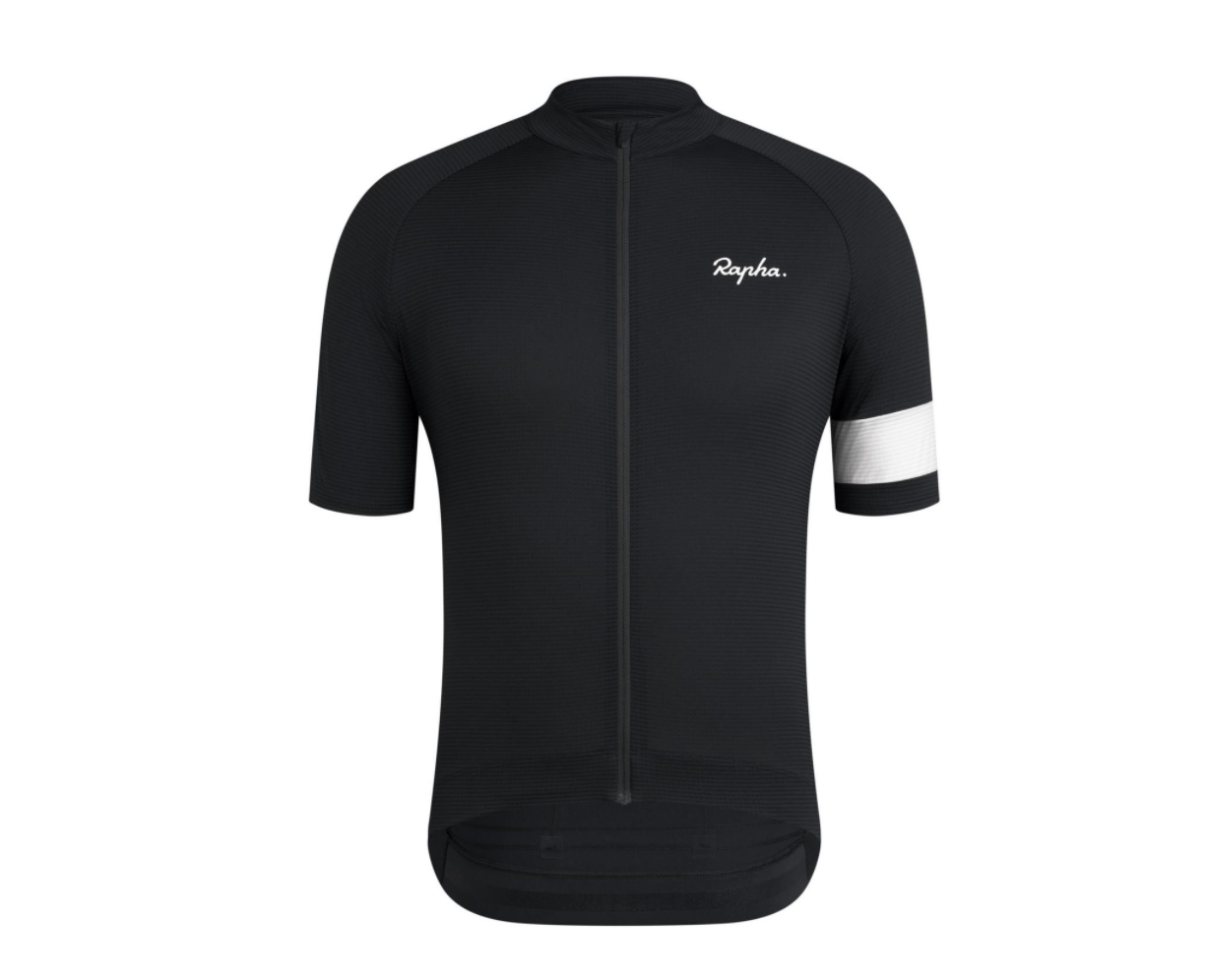 MAILLOT RAPHA CORE LIGHTWEIGHT NOIR
