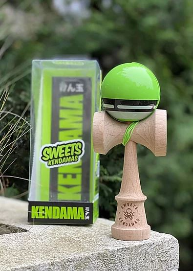 KENDAMA SWEETS BOOST RADAR GREEN