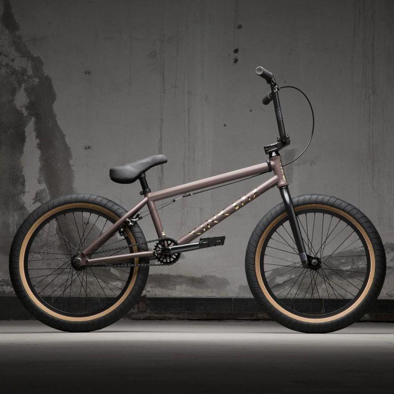 BMX KINK LAUNCH 20.25 MATTE TRUFFLE BROWN 2021