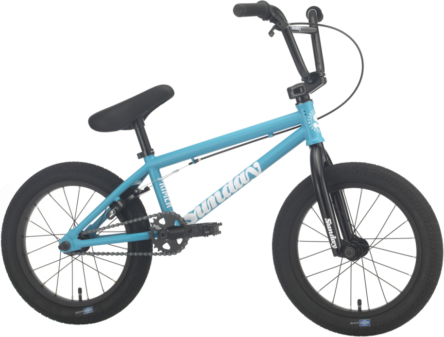 BMX SUNDAY PRIMER 16 BLUE 2021