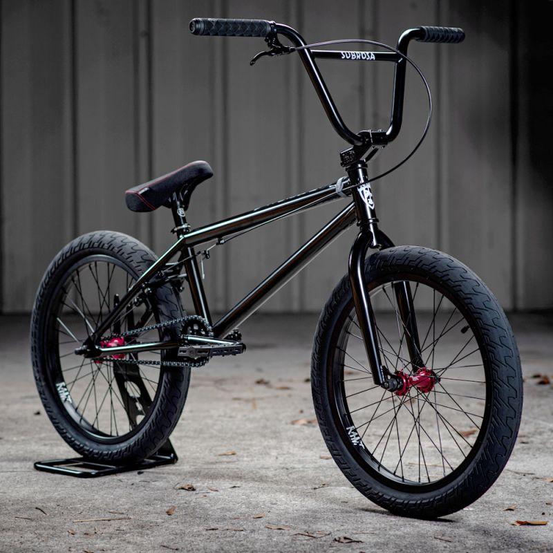 BMX SUBROSA SONO 20,5 BLACK 2021