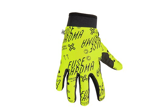 GANTS FUSE CHROMA ALIAS NEON YELLOW