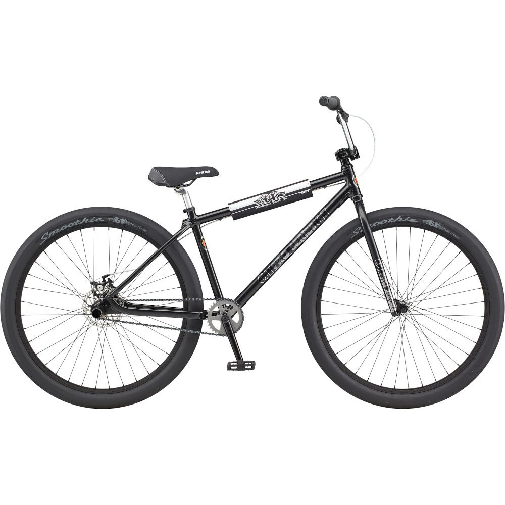 GT BICYCLES HERITAGE PRO SERIE 29 BLACK 2021