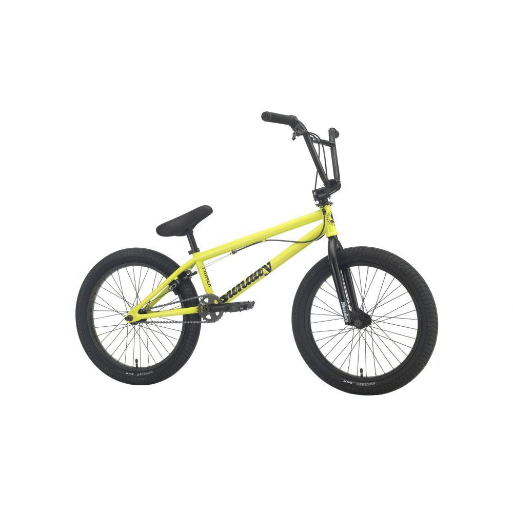 BMX SUNDAY PRIMER PARK 20.5 GLOSS BRIGHT YELLOW 2021