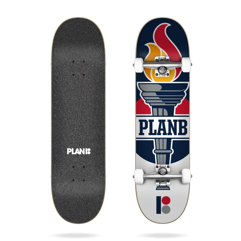 SKATE COMPLET PLANB TEAM LEGEND 8.0