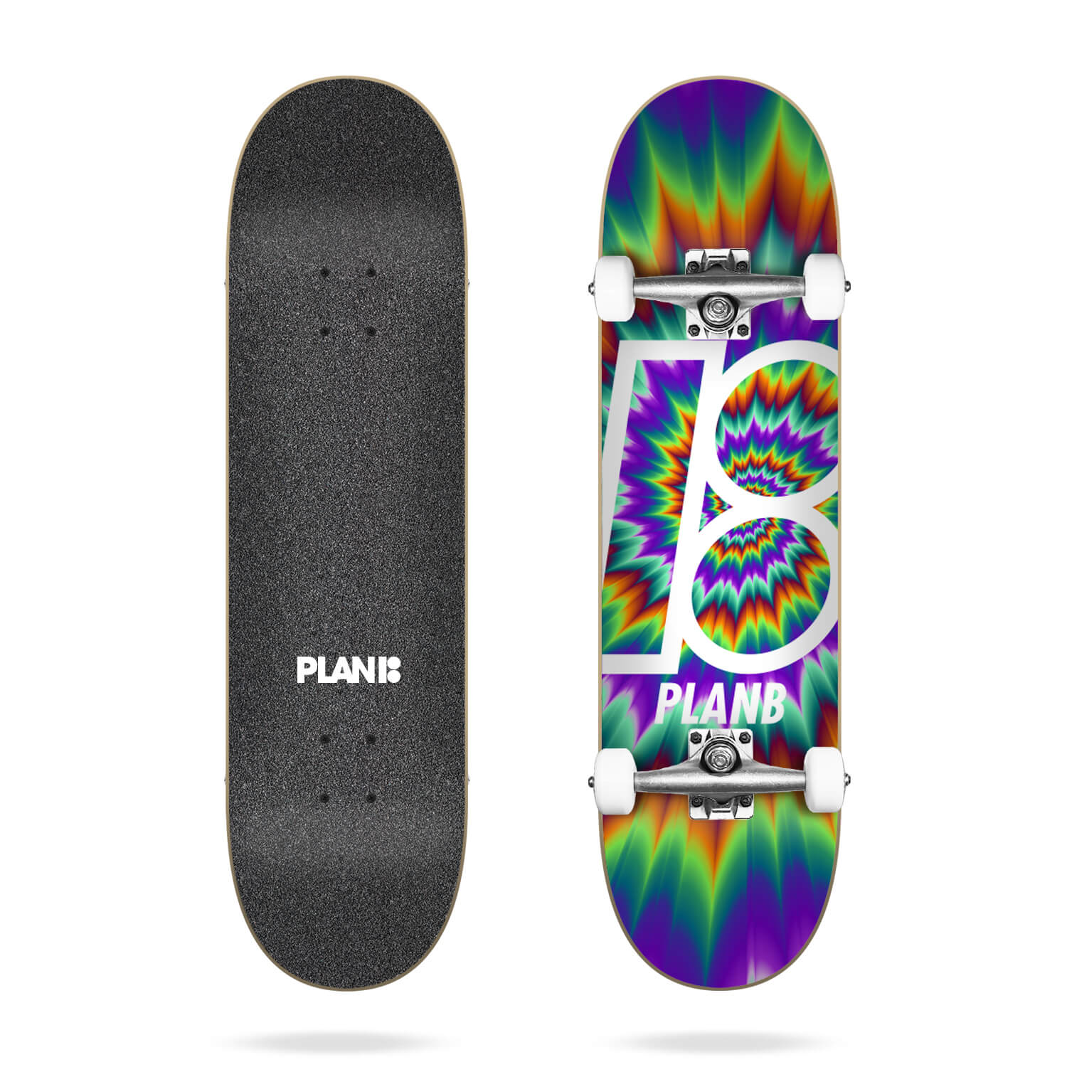 SKATE COMPLET PLANB TUNE OUT 7.75