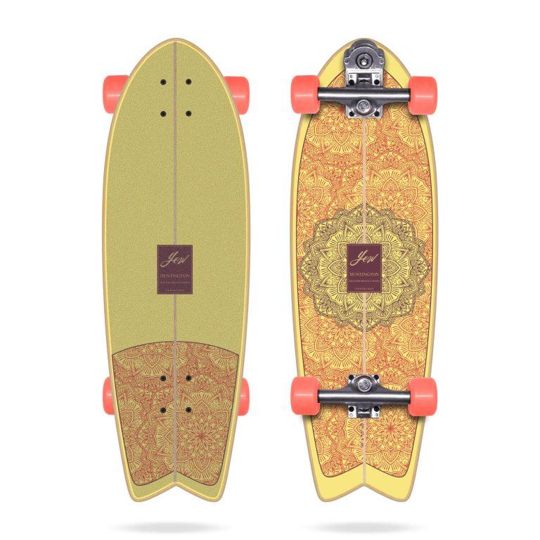 SURF SKATE YOW HUNTINGTON BEACH 30\'\' HIGH PERFORMANCE SERIES