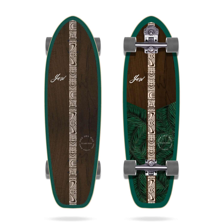 SURF SKATE YOW TEAHUPPO 34\'\'