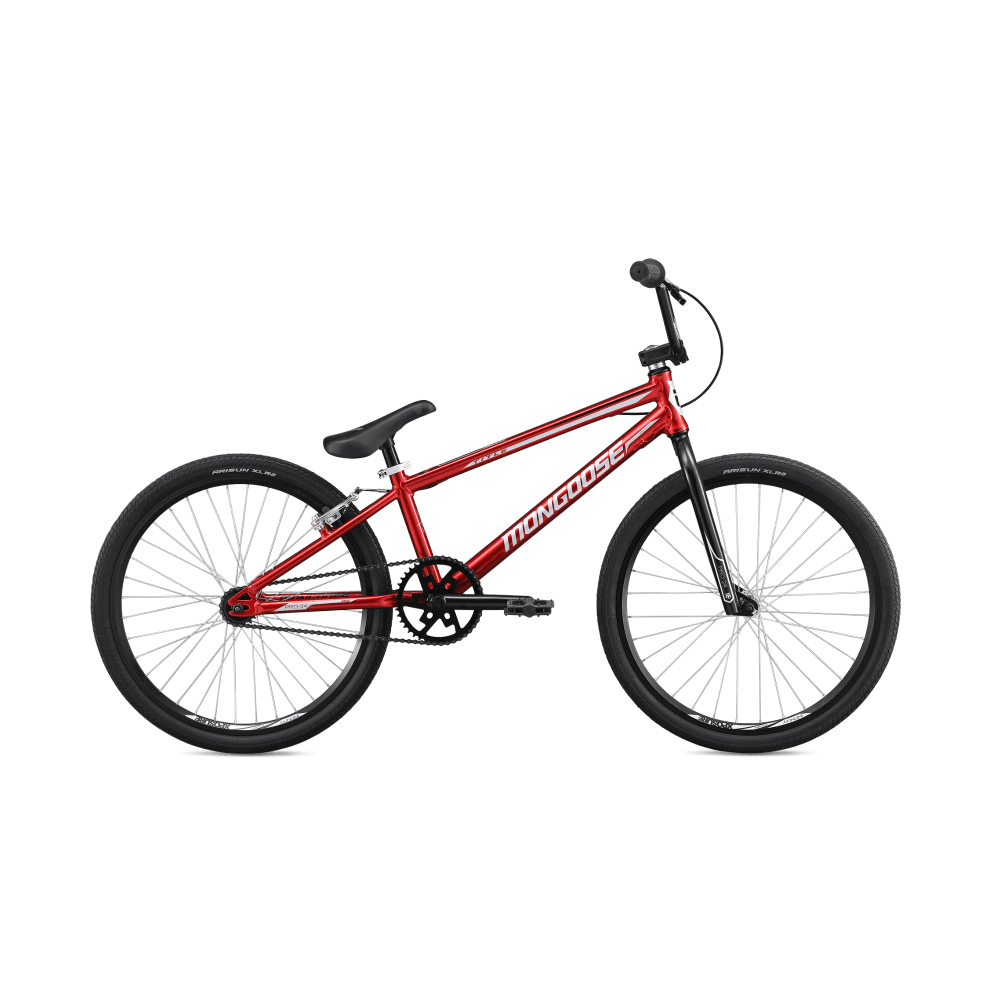 BMX MONGOOSE TITLE CRUISER RED 2021