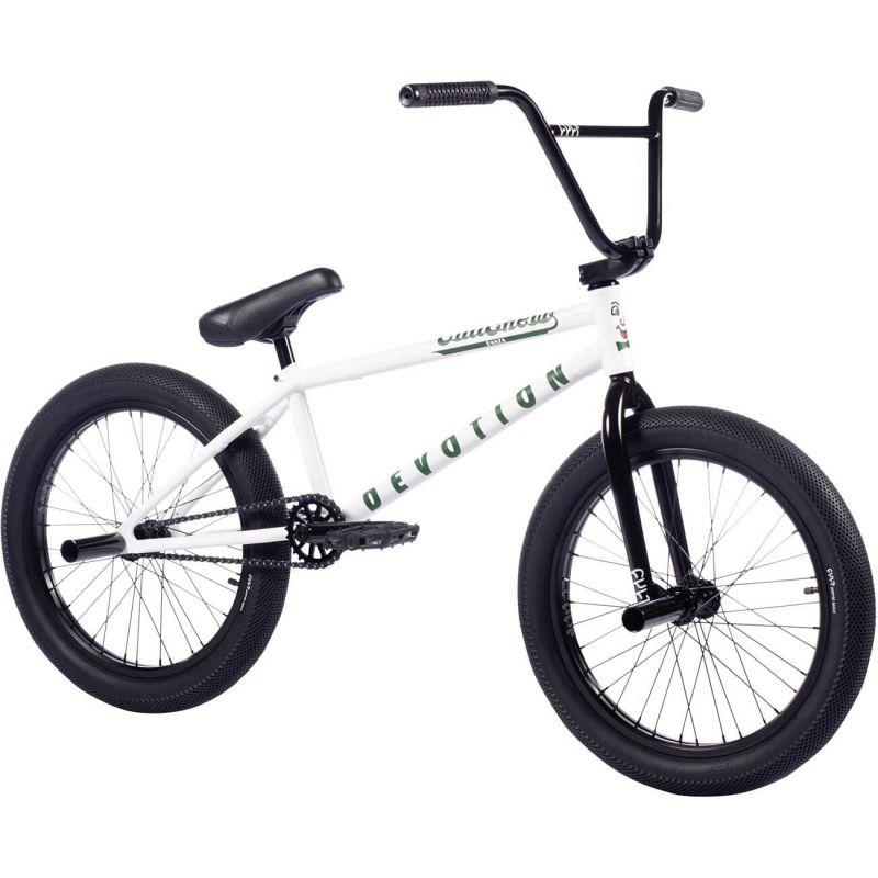 BMX CULT DEVOTION PANZA 21 WHITE 2021