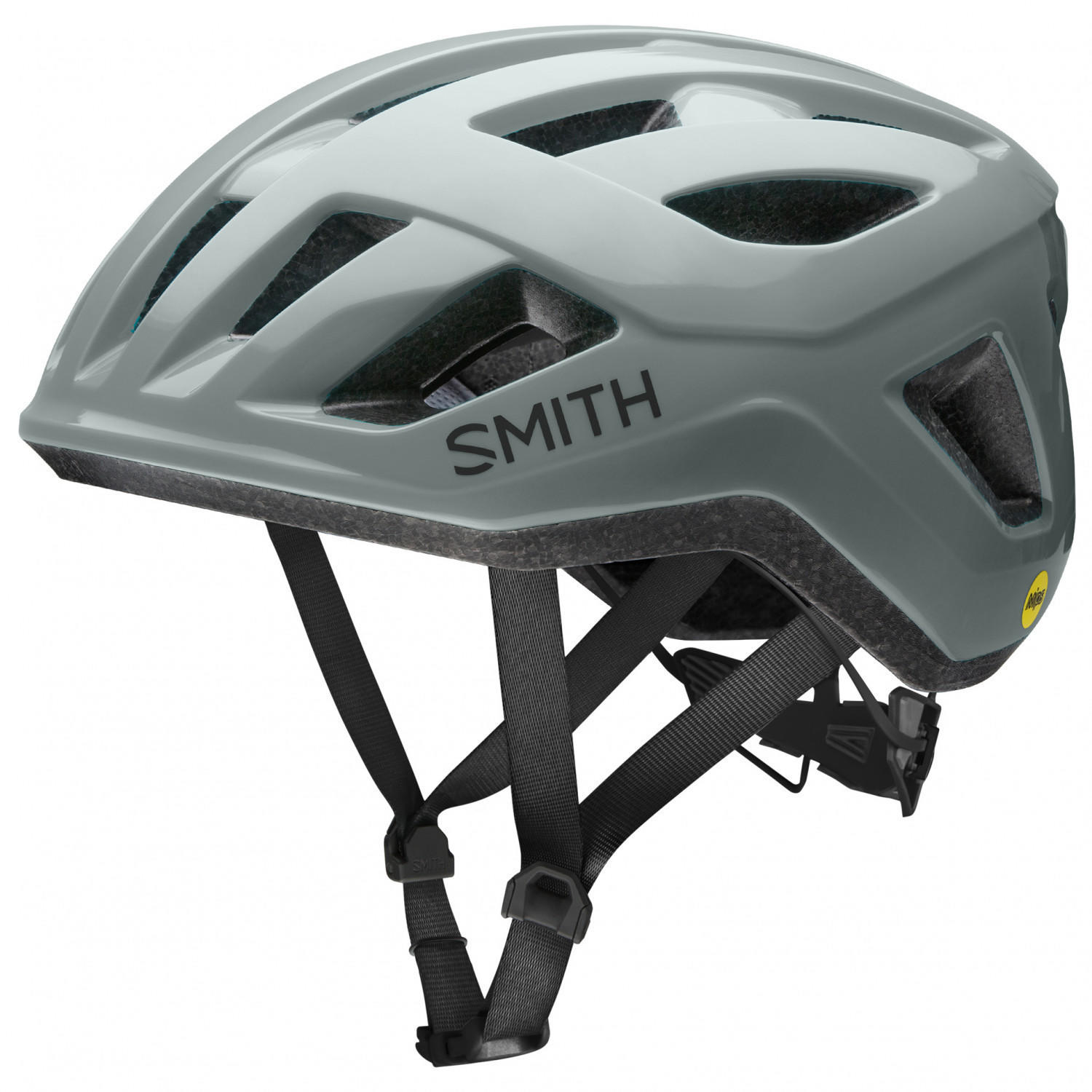 CASQUE SMITH SIGNAL GREY