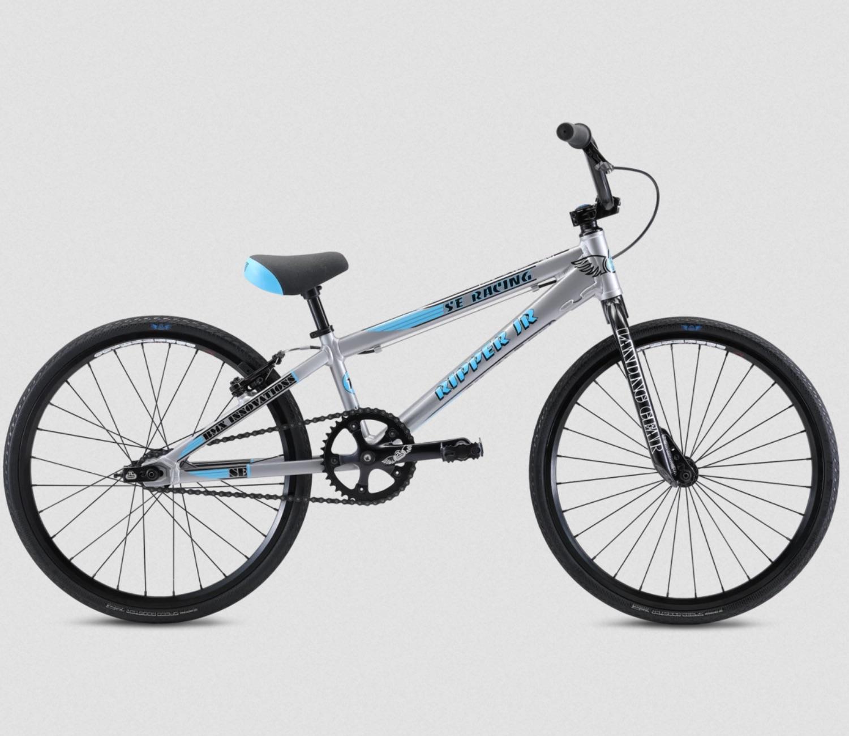 BMX SE BIKES RIPPER JR GREY 2021