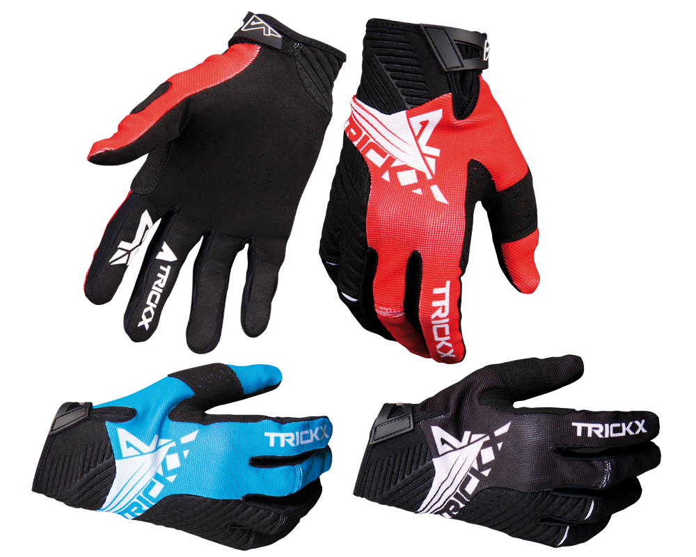 GANTS TRICKX RACE GLOVES JUNIOR