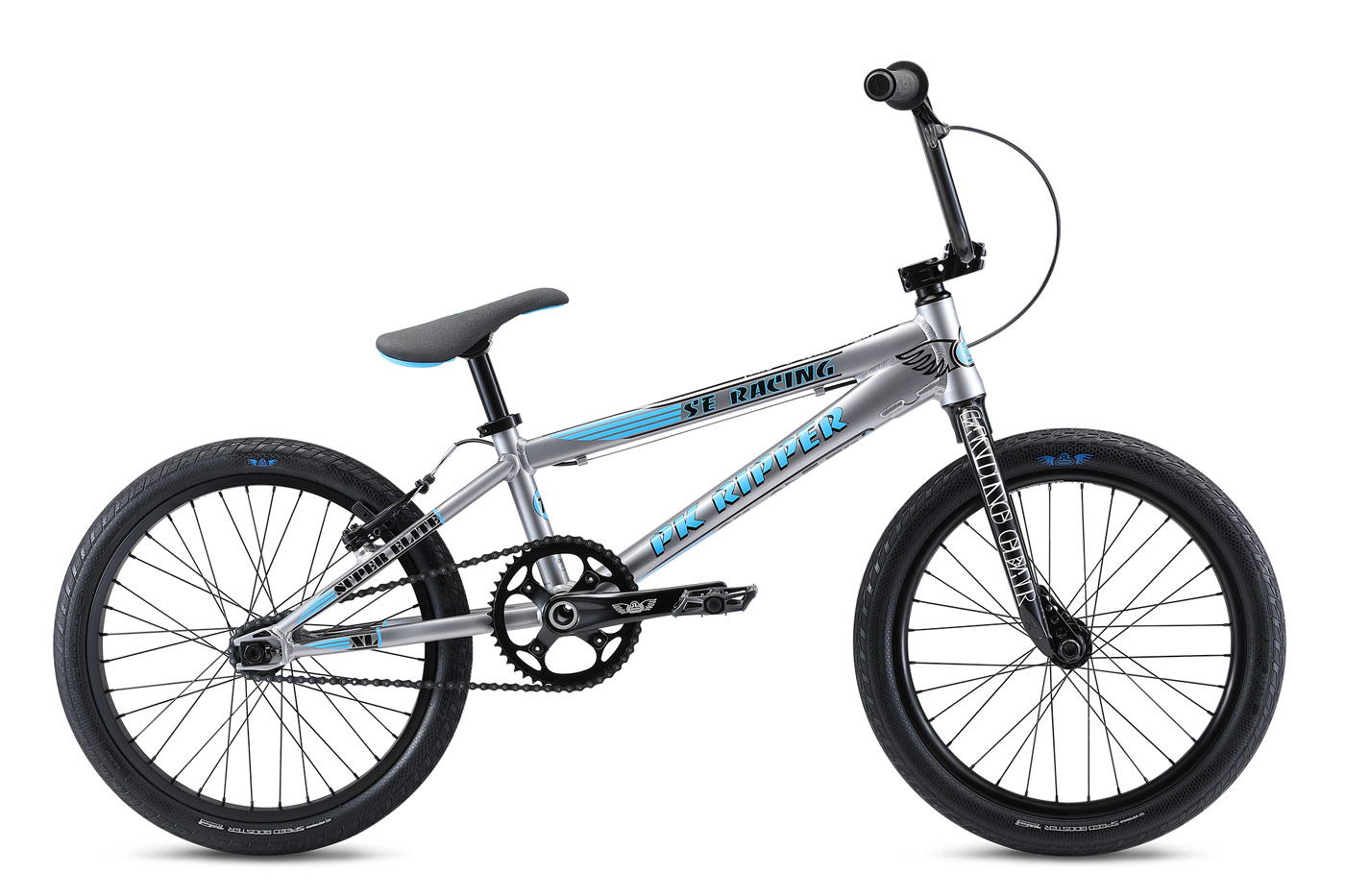 BMX SE BIKES SUPER ELITE XL GREY 2021