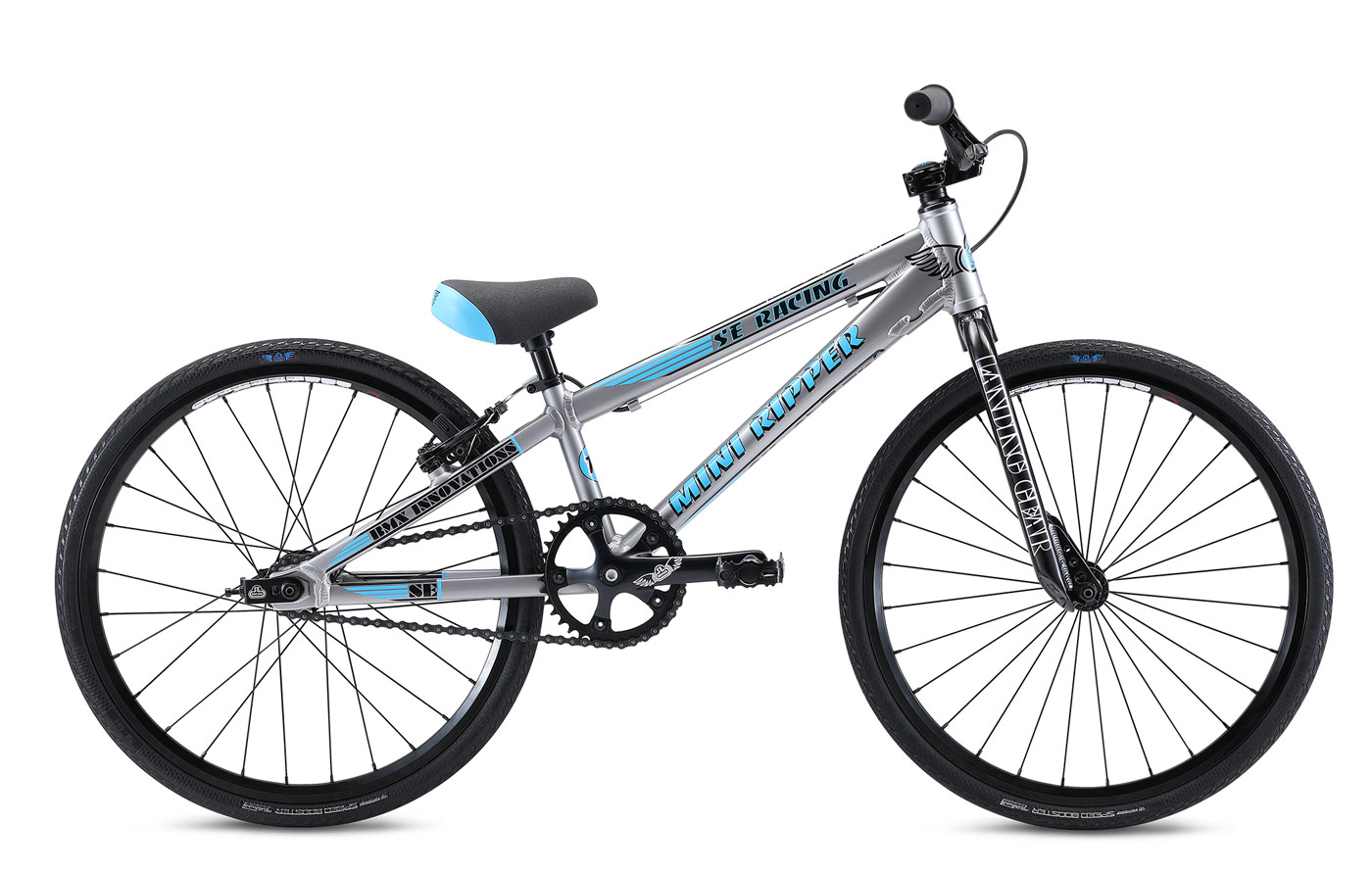 BMX SE BIKES MINI RIPPER GREY 2021