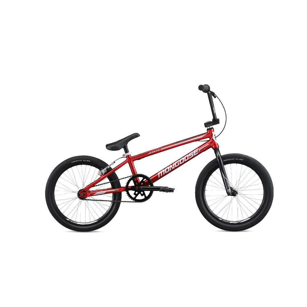 BMX MONGOOSE TITLE PRO XXL RED 2021