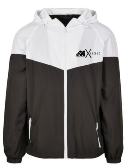 VESTE MTPBMX X AVENUE BLACK/WHITE