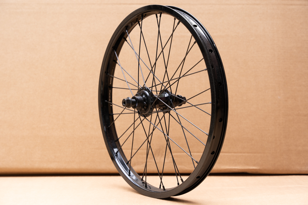 ROUE CUSTOM STRESS/SALTPLUS K7 BLACK