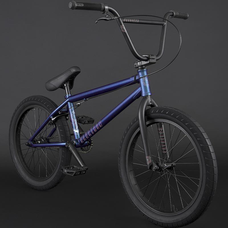 BMX FLYBIKES ELECTRON LHD 21 FLAT METALLIC BLUE 2021