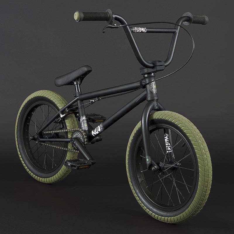 BMX FLYBIKES NEO 16 FLAT BLACK 2021