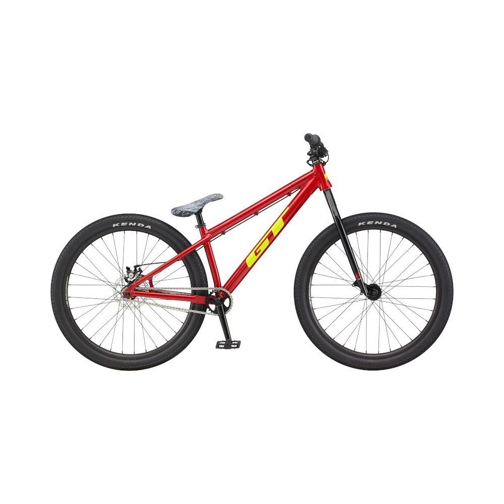 VÉLO DIRT GT BICYCLES LA BOMBA RIGID 26\'\' RED 2021