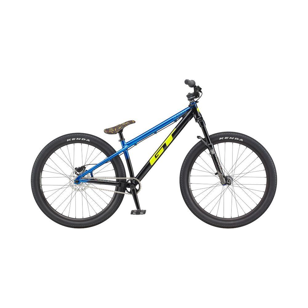 VÉLO DIRT GT BICYCLES LA BOMBA PRO 26\'\' BLUE 2021