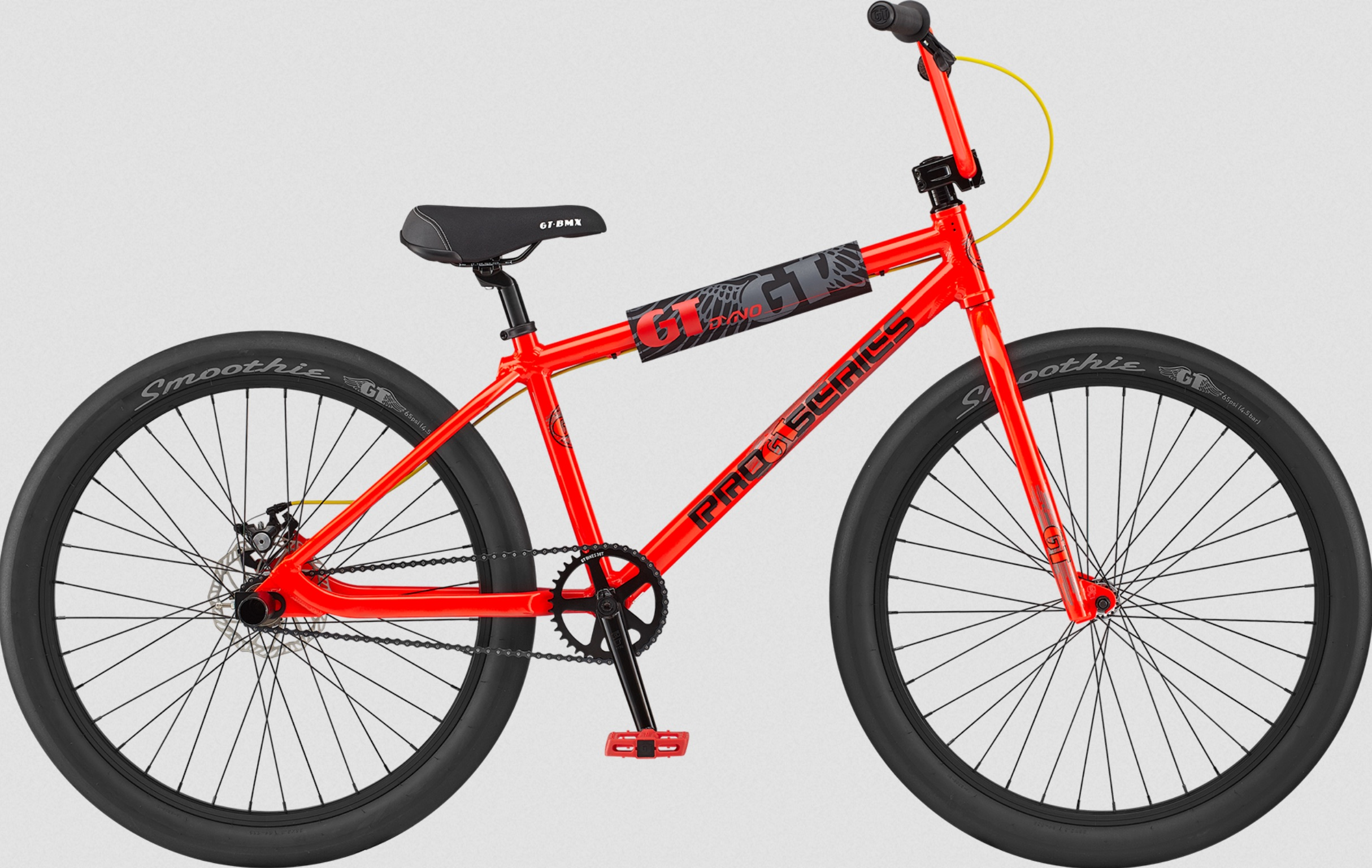 GT BICYCLES PRO SERIE 26 NEON RED 2021