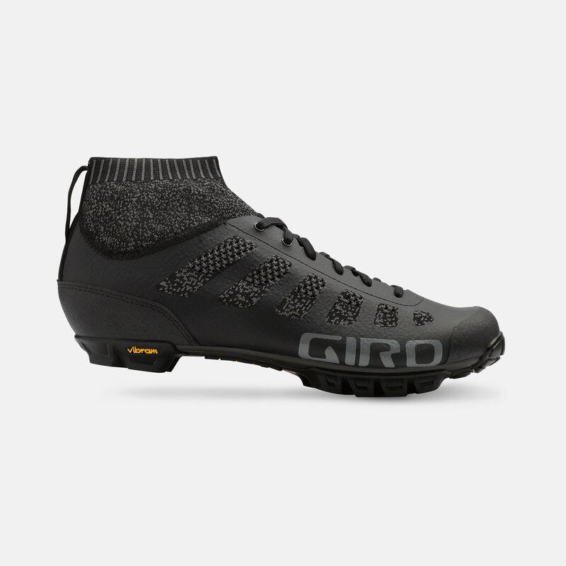 Shoes GIRO Empire VR70 Knit black/charcoal