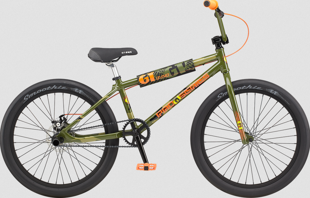 GT BICYCLES PRO SERIE 24 CAMO 2021
