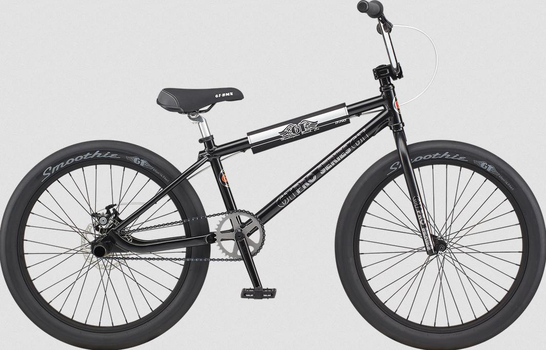 GT BICYCLES PRO SERIE 24 MATT BLACK 2021