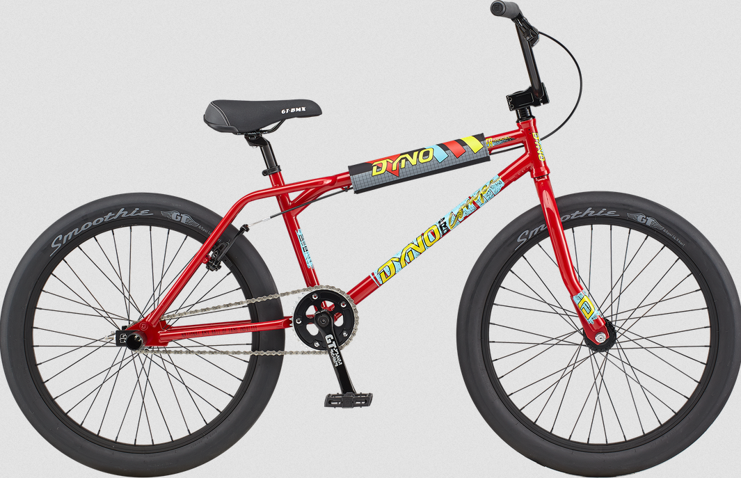 GT DYNO COMPE PRO HERITAGE 24 RED 2021 (VELO D\'EXPO)