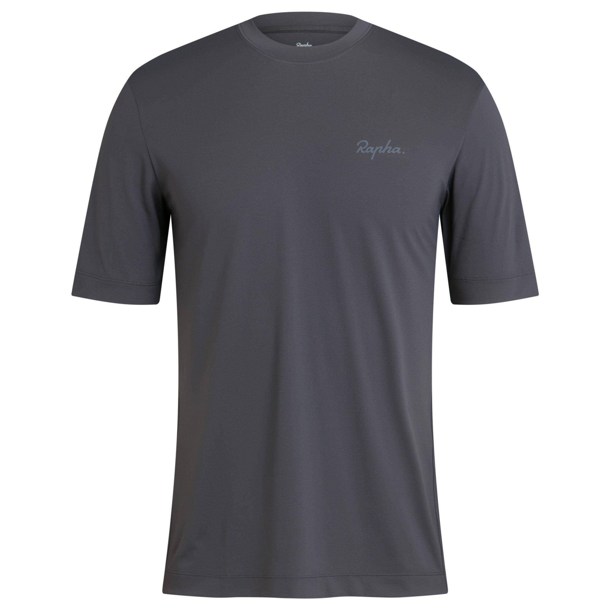 TEE SHIRT RAPHA COMMUTER REFLECTIVE GRIS