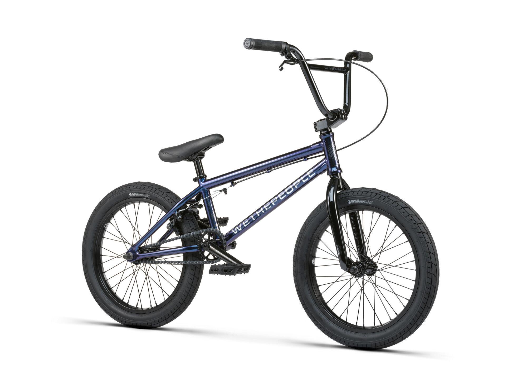 BMX WETHEPEOPLE CRS 18 GALACTIC PURPLE 2021