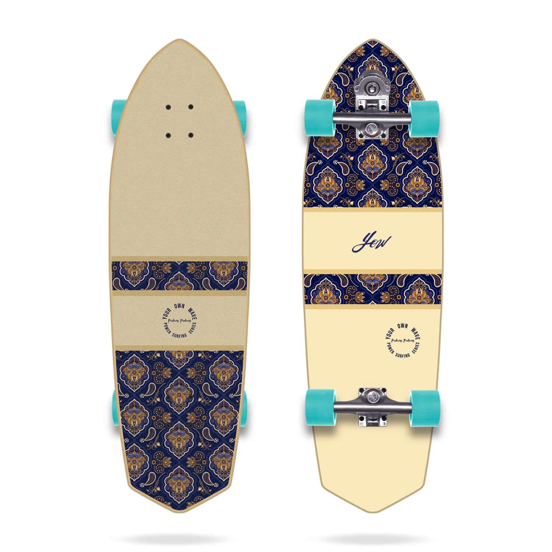 SURFSKATE YOW PADANG PADANG 34\'