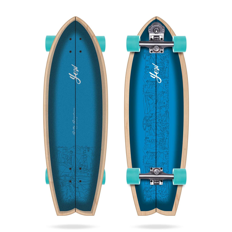 SURFSKATE YOW ARANBURU 32.5\' SIGNATURE SERIES