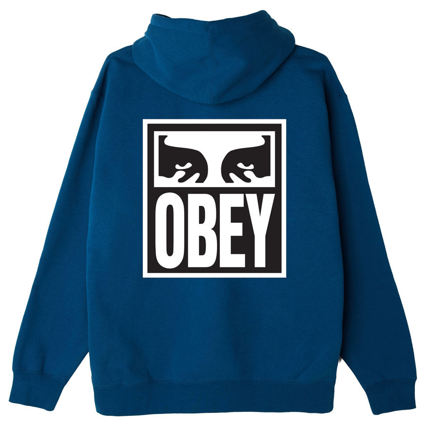 SWEAT CAPUCHE OBEY EYES ICON 2