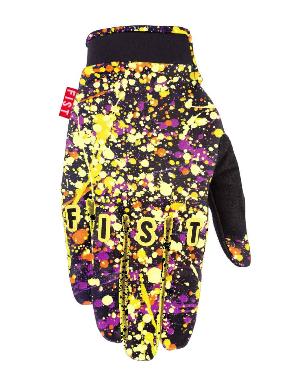GANTS FIST ALEX HIAM SPLATTER