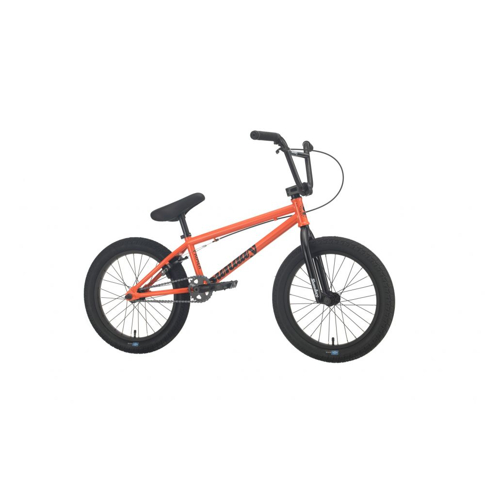 BMX SUNDAY PRIMER 18 GLOSS BRIGHT RED 2021
