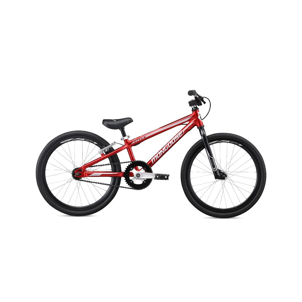 BMX MONGOOSE TITLE MICRO RED 2021