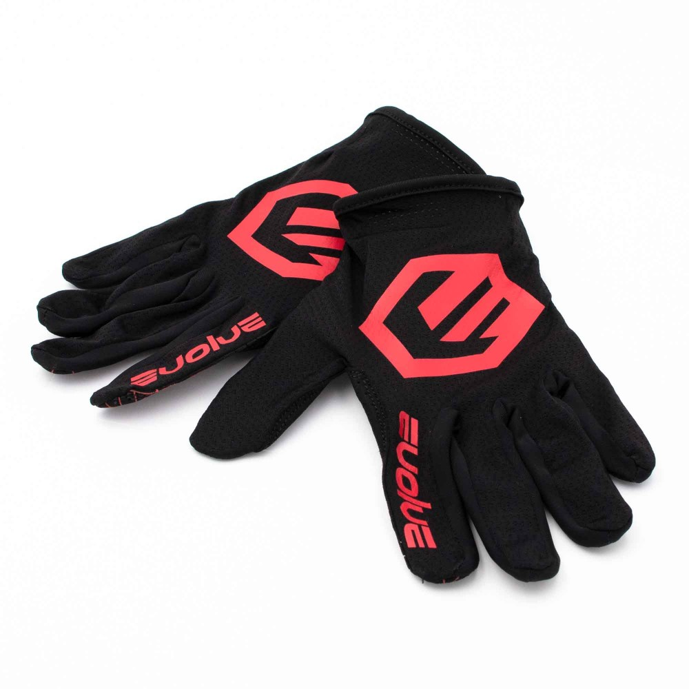 GANTS EVOLVE SEND IT BLACK/RED KID