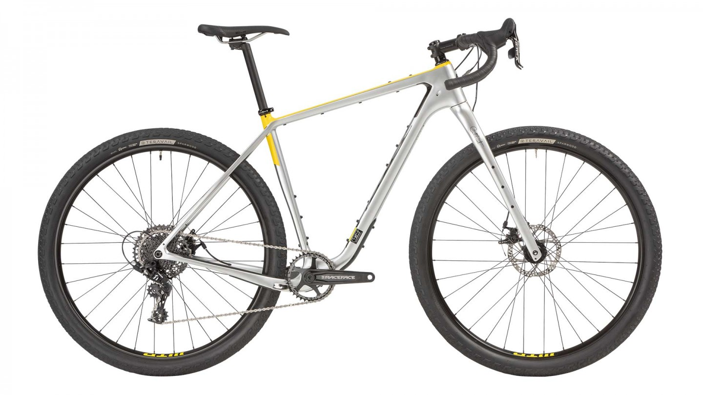 VELO GRAVEL SALSA CUTTHROAT APEX 1 2021 GREY