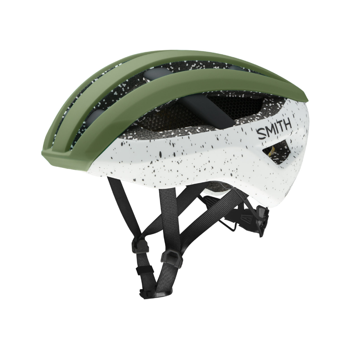 casque-smith-network-mips-vert-blanc