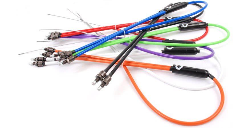 Cable de rotor inférieur VOCAL Retro lower