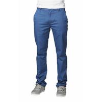 Pantalon ETNIES classic slim chino blue