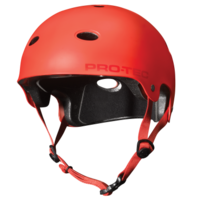 Casque PRO-TEC B2 satin blood orange