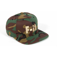 Casquette FITBIKECO snap back camo