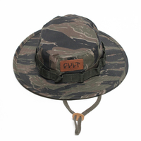 Bob CULT Boonie Leather Patch
