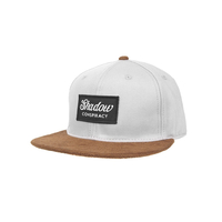 Casquette SHADOW Label grey/brown