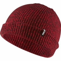 Bonnet NIKE SB Marled red/black